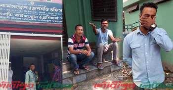 পুলিশ কর্মকর্তাকে পেটাল বেপরোয়া দালালচক্র