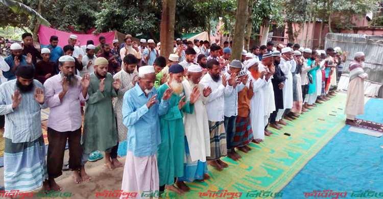সৌদির সঙ্গে মিল রেখে জামালপুরের ১৩ গ্রামে ঈদ উদযাপন