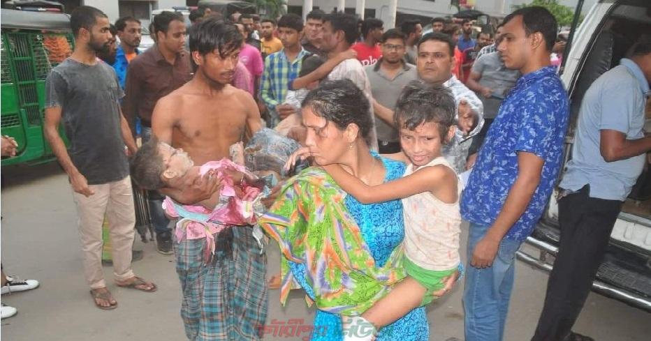 রাজধানীতে সিলিন্ডার বিস্ফোরণ: সতর্ক করলেও পাত্তা দেননি বেলুন বিক্রেতা