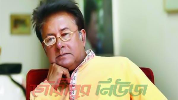 দেশবরেণ্য অভিনেতা মামুনুর রশীদ হাসপাতালে