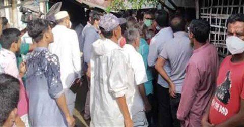 নান্দাইলে গৃহবধূর ঝুলন্ত লাশ উদ্ধার