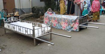 শেরপুরে করোনা আক্রান্ত স্বামীর মৃত্যুর ৪ ঘণ্টার মাথায় স্ত্রীর মৃত্যু
