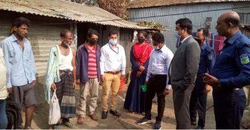 গৌরীপুরে ভ্রাম্যমাণ আদালতে সাতজনকে দন্ডাদেশ