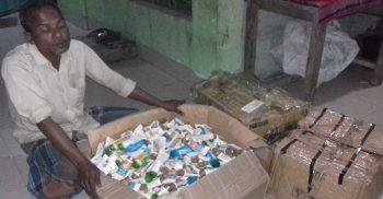 অনলাইনে কেনাকাটায় প্রতারণা!  মেয়াদোত্তীর্ণ পণ্য  পেয়ে মাথায় হাত মিলন মিয়ার