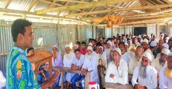 গৌরীপুরে ৮১ প্রতিষ্ঠানে জেলা পরিষদের অনুদান