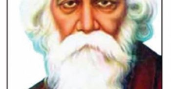 আজ বিশ্বকবির ৮০তম প্রয়াণ দিবস