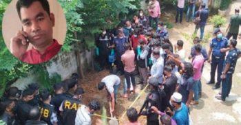 কলেজ প্রাঙ্গণেই মিললো অধ্যক্ষের ৬ টুকরা লাশ