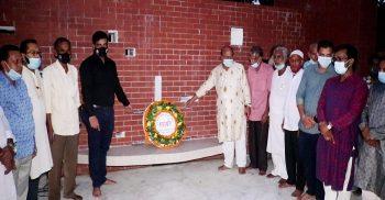 গৌরীপুরে শ্রদ্ধা ও ভালোবাসায় ৭১'র গণশহীদদের স্মরণ