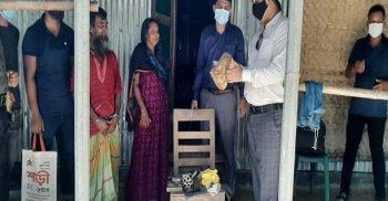 গৌরীপুরে মাদক ব্যবসায়ী দম্পতিকে জেল-জরিমানা